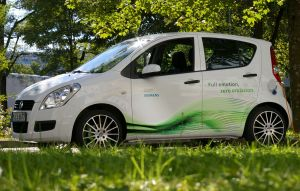 Siemens Stromos - electric vehicle