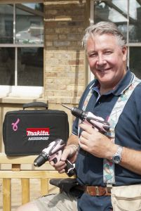 TW08 Tommy Walsh and the Charity drill by Makita
