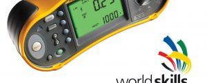 F0717fl - Fluke Products for Electrical Installations at WorldSkills London