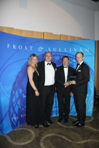 Socomec Frost Sullivan Award May 2013