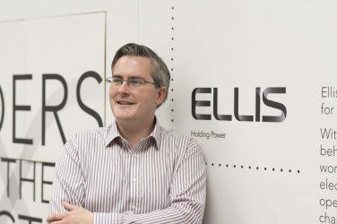 Stephen Walton - Chief engineer at Ellis
