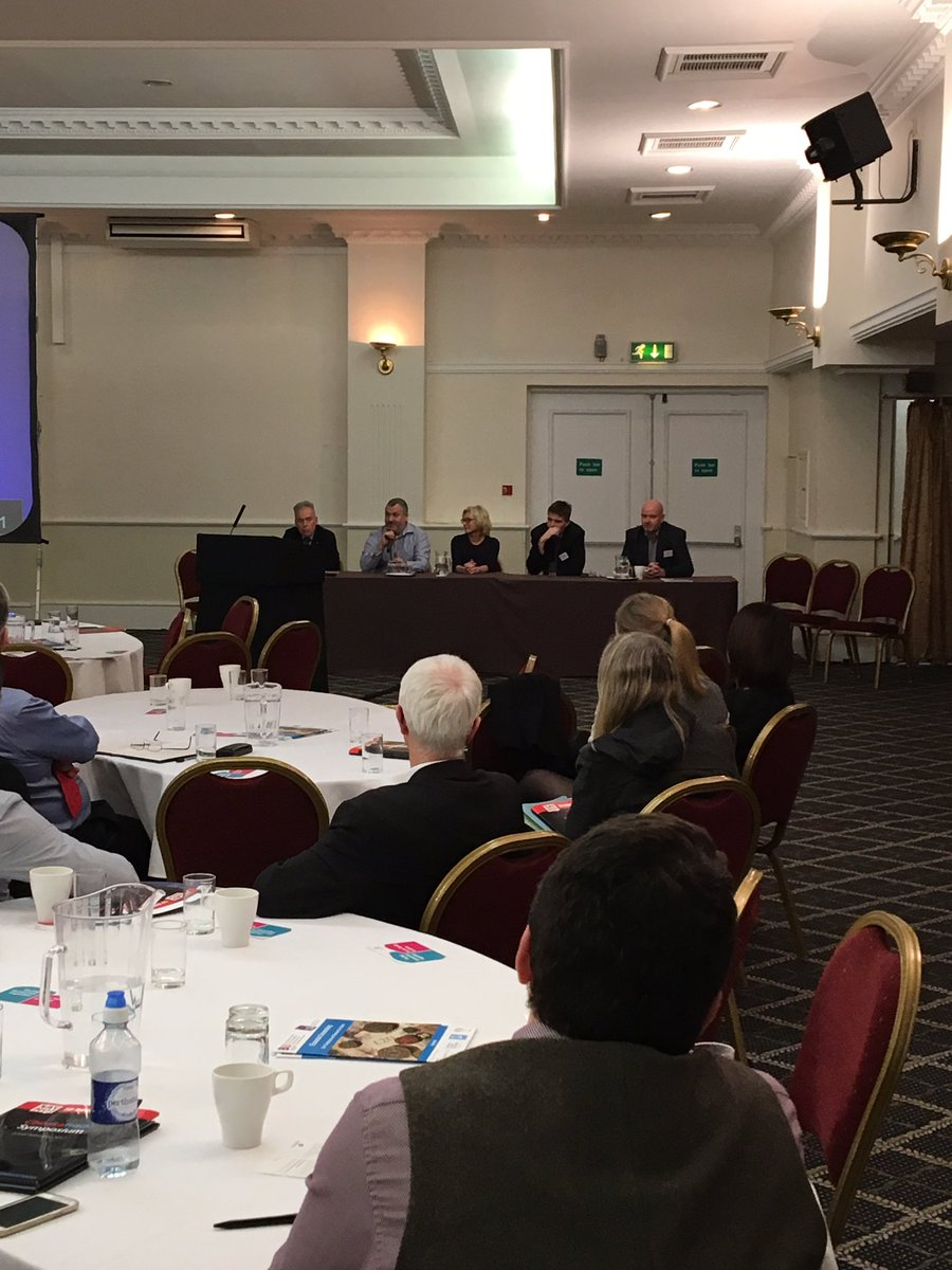 Delegates attended workshop sessions, asked questions of the experts and enjoyed a panel discussion.
