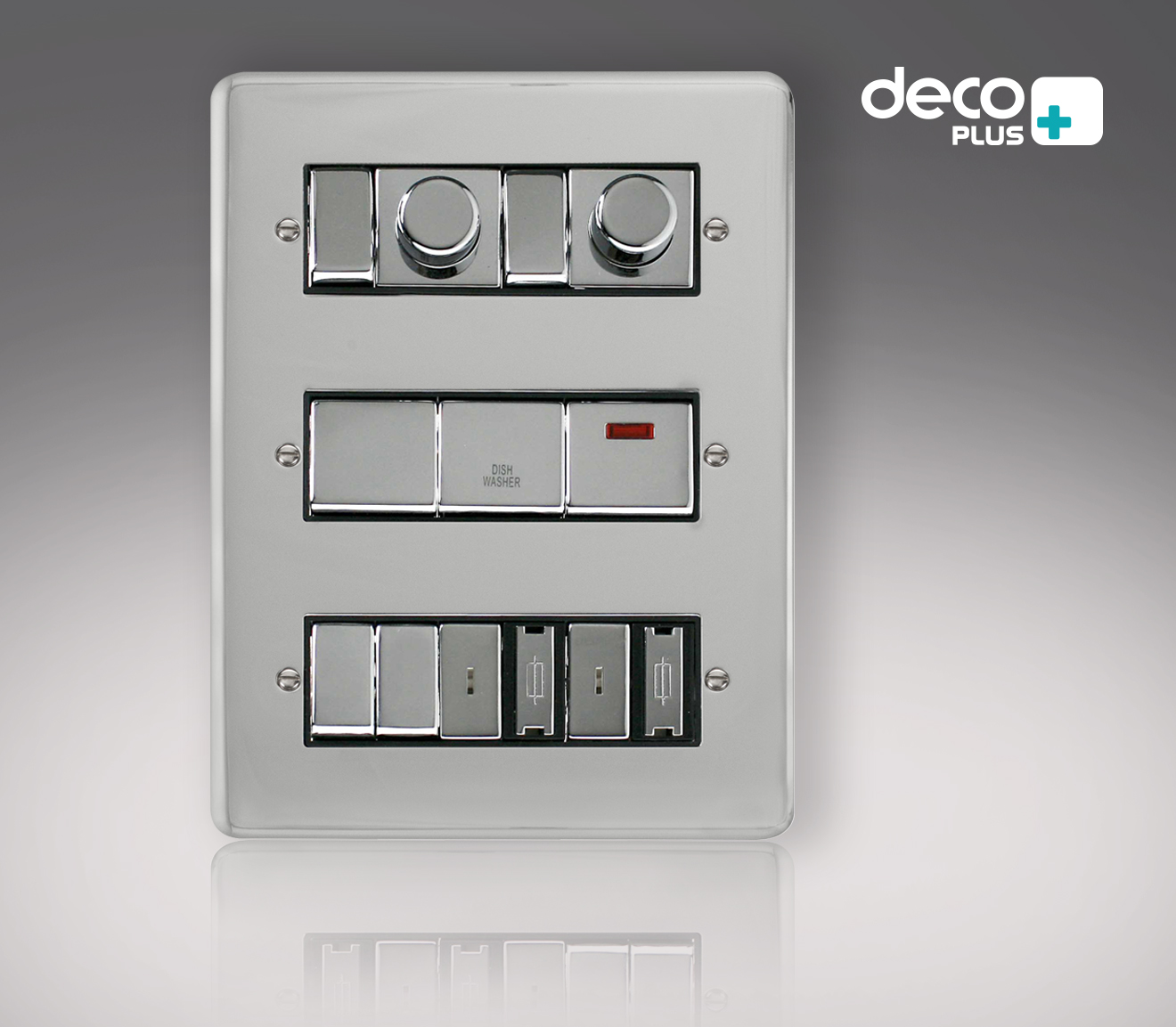 scolmore launches deco plus wiring accessories range. Black Bedroom Furniture Sets. Home Design Ideas