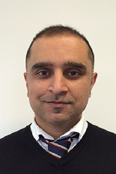 Farhaan Mirza: Head of Marketing at the ECA.