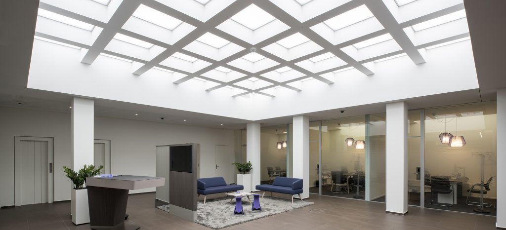 Valiant Bank Bern Lichtplanung Licht + Raum Ittigen