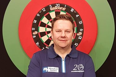 Take on top darts player Mark Dudbridge at ED&I