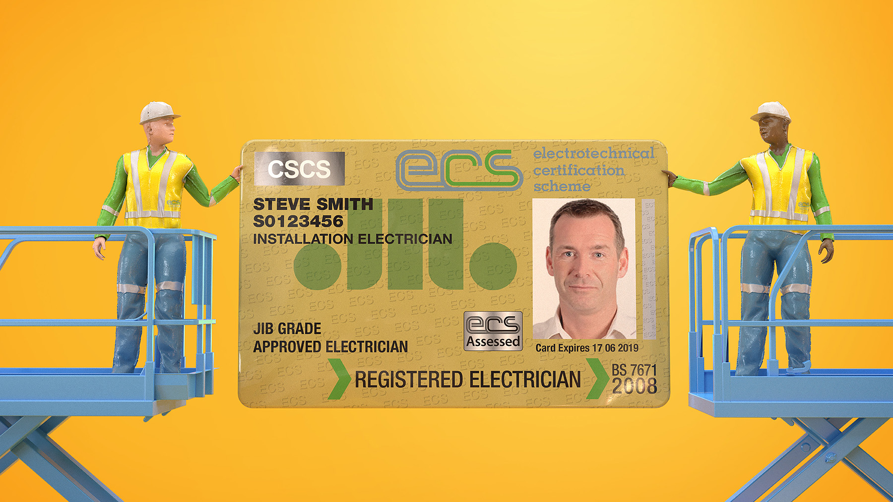 Ecs News Auto Electrical Wiring Diagram Viair Relay 40043 4 00p Portable Compressor Registered Electricians U2013 Have You Signed Up Yet