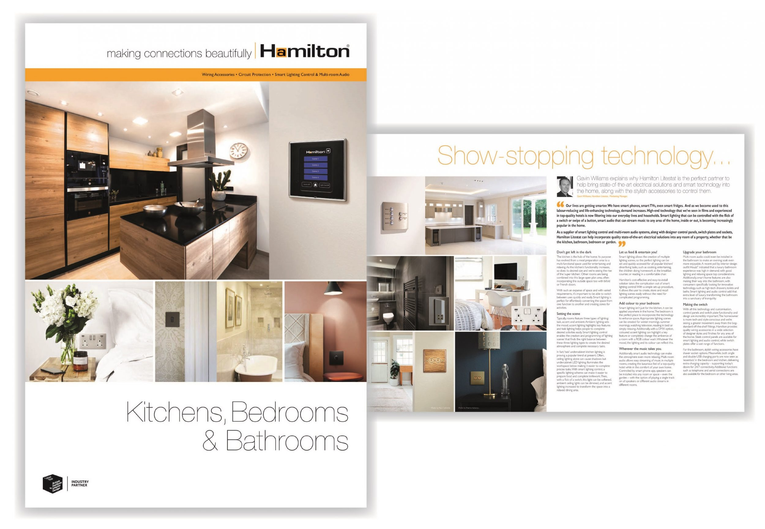hamilton launches new brochure