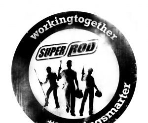 Workingtogether stamp BLACK