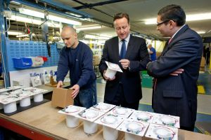 images_Prime Minister David Cameron Visits Vent-Axia C PA Images