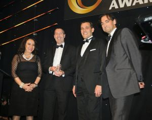 images_Apollo win at Security and Fire Awards 2014