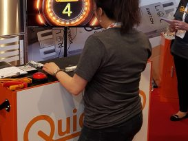 Get set for the Quickwire challenge at ED&I